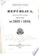 Presupuesto functional de la República