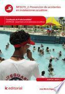 Prevención de accidentes en instalaciones acuáticas. AFDP0109