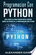 Programacion Con Python