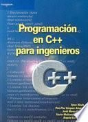 Programación en C++ para ingenieros