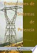 Protecciones de sistemas de potencia