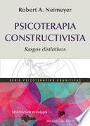 Psicoterapia Constructivista
