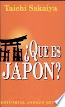 QUE ES JAPON : CONTRADICCIONES Y TRANSFORMACIONES