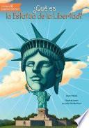 Que Es La Estatua de La Libertad?