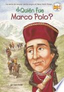 Quién fue Marco Polo?