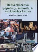 Radio educativa, popular y comunitaria en América Latina