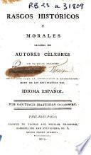 Rasgos históricos y morales sacados de autores célebres de diversas naciones