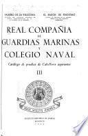 Real compañía de guardias marinas y Colegio naval