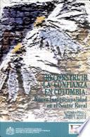 Reconstruir la confianza en Colombia