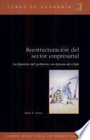 Reestructuración Del Sector Empresarial