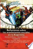 Reflexiones sobre los movimientos sociales en la Argentina