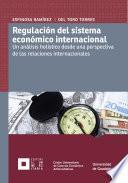 Regulación del sistema económico internacional