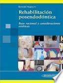 Rehabilitacion posendodontica / Endodontic Post Rehabilitation