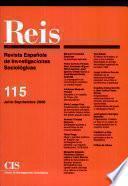 REIS - Julio/Septiembre 2006