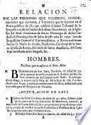 Relacion de las personas que salieron ... y sentencias que se leyeron en el Auto publico de Fè, que celebrò el Santo Tribunal de la Inquisicion de la Ciudad de Lisboa Occidental ... el Domingo seis de Julio de este año de 1732, etc