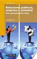 Relaciones públicas, empresa y sociedad
