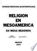 Religión en Mesoamérica