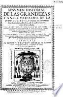 Resumen historial de las grandezas y antiguedades de la Ciudad de Gerona