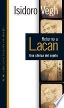 Retorno a Lacan.