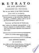Retrato de los Jesuítas... traducido del portugués