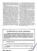 Revista astronomica