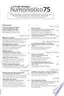 Revista colombiana de sociología
