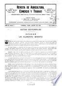 Revista de agricultura, comercio y trabajo