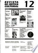 Revista de crítica cultural