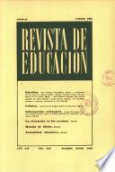 Revista de educación nº 173