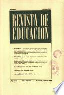 Revista de educación nº 198