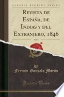Revista de España, de Indias y del Extranjero, 1846, Vol. 5 (Classic Reprint)