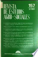 Revista de estudios agro-sociales