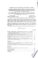 Revista de filología española