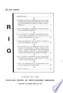 Revista de investigaciones ganaderas