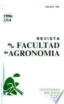 Revista de la Facultad de Agronomía
