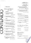 Revista de literatura mexicana contemporánea