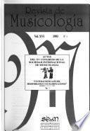 Revista de musicología