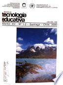 Revista de tecnología educativa