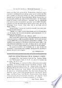 Revista del Archivo y Biblioteca Nacionales