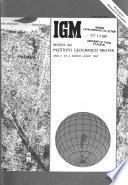 Revista del Instituto Geográfico Militar