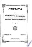 Revista del Instituto Histórico y Geográfico del Uruguay