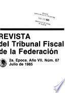 Revista del Tribunal Fiscal de la Federación
