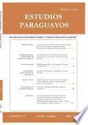 Revista Estudios Paraguayos 2016 - N°1 Vol XXXIV