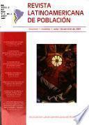 Revista latinoamericana de población