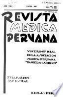 Revista médica peruana