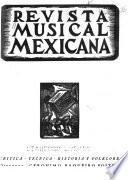 Revista musical mexicana