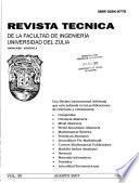 Revista técnica de la Facultad de Ingeniería, Universidad del Zulia