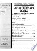Revista teológica limense