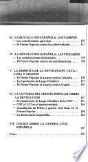 Revolución y frente popular en España (1936-1939)