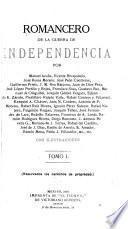 Romancero de la guerra de independencia